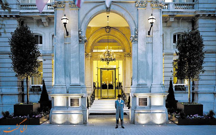 هتل نفرین شده لندن