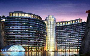 هتل کانتیننتال واندرلند شانگهای