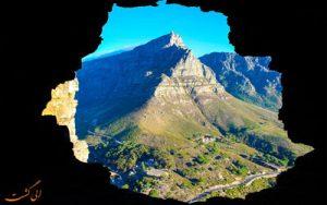 معرفی غارهای کیپ تاون
