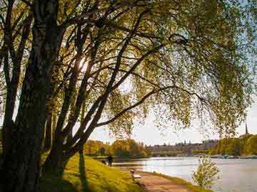 جاذبه های طبیعی سوئد