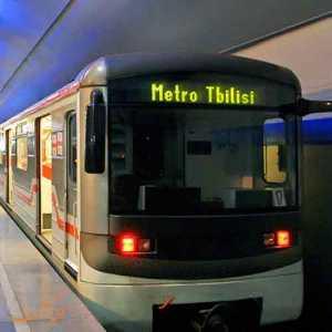 متروی تفلیس گرجستان