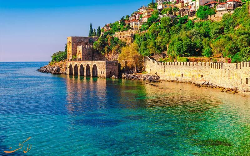آنتالیا-بهترین جزایر ترکیه