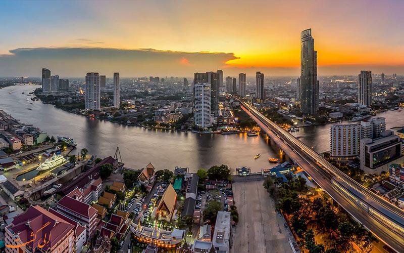 بانکوک در سفر به تایلند