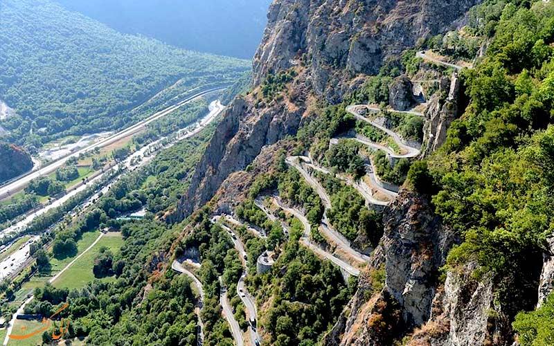 بهترین جاده ها برای دوچرخه سواری-فرانسه