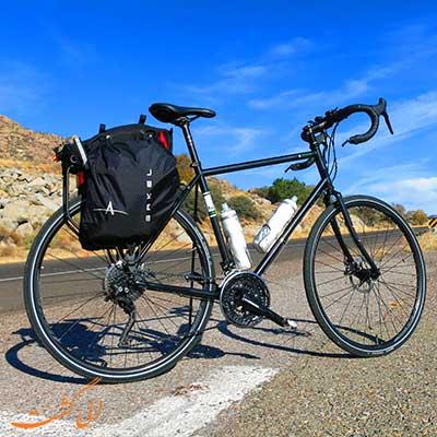 بهترین جاده ها برای دوچرخه سواری در دنیا!-الی گشت