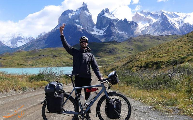 دوچرخه سواری در شیلی