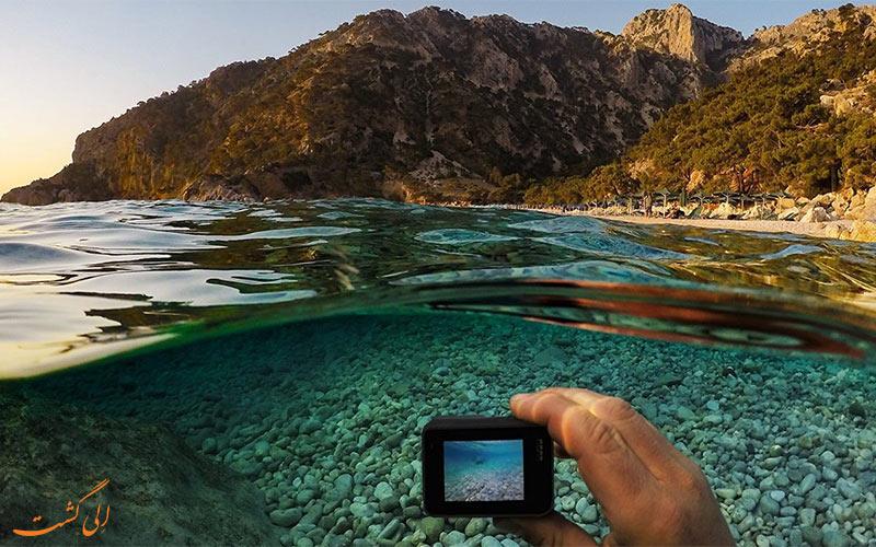 تجهیزات الکترونیکی سفر-دوربین ورزشی