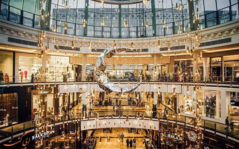 سفر و خرید در دبی