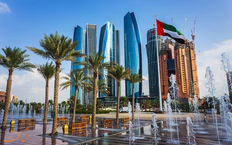 سفر 7 روزه به دبی -ابوظبی