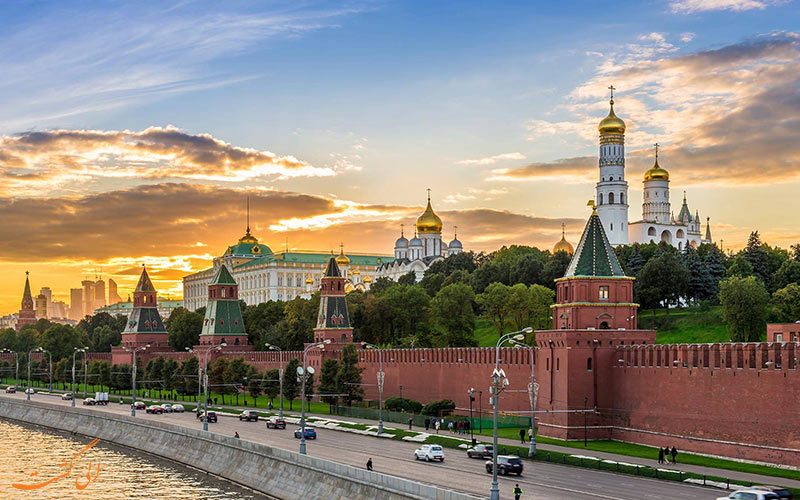 شرایط زندگی در روسیه-جاذبه های مسکو