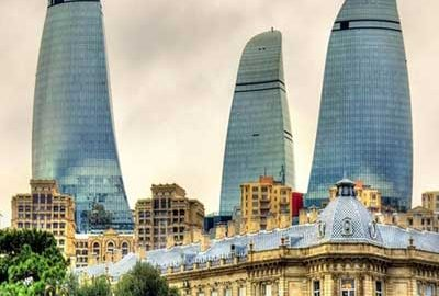 سفر به باکو در 5 روز-الی گشت