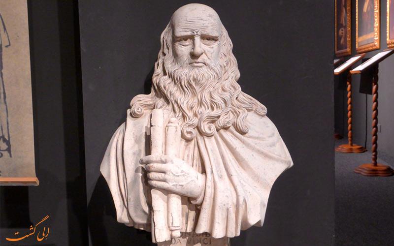 موزه-لئوناردو-داوینچی-فلورانس-