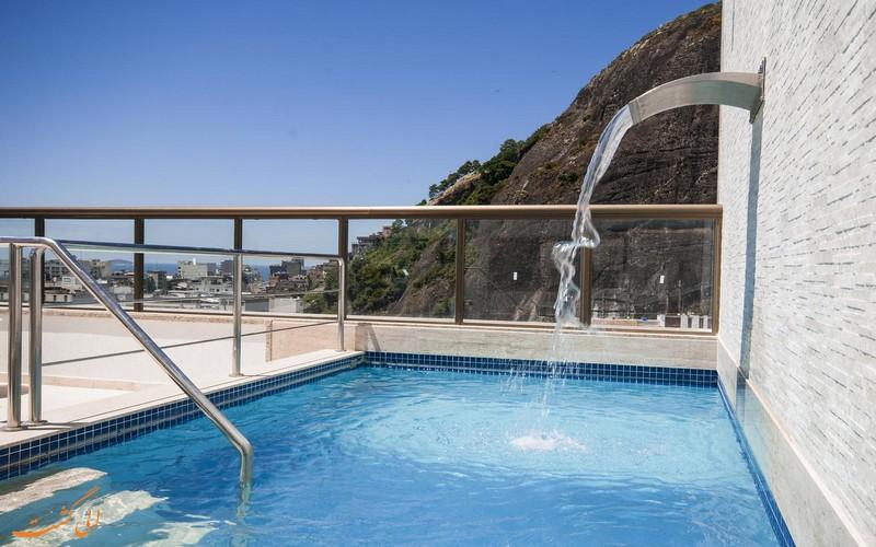 هتل آتلانتیکو در ریو