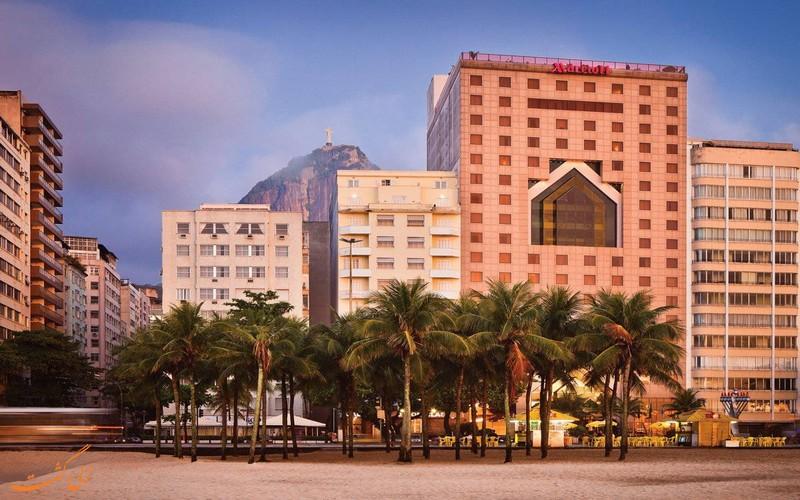 هتل مریوت در ریو