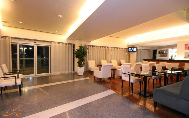هتل پرامینید پارادیسو در ریو