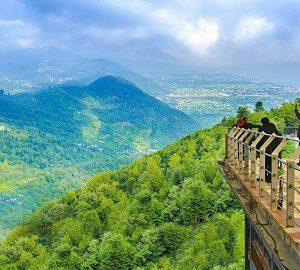 افزایش گردشگران خارجی در مازندران