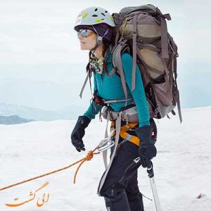 گره های کوهنوردی-الی گشت