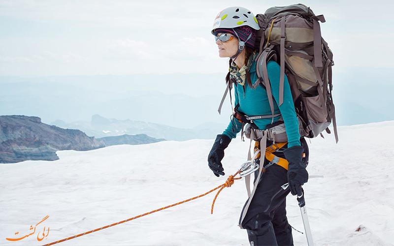 گره های کوهنوردی و سفر