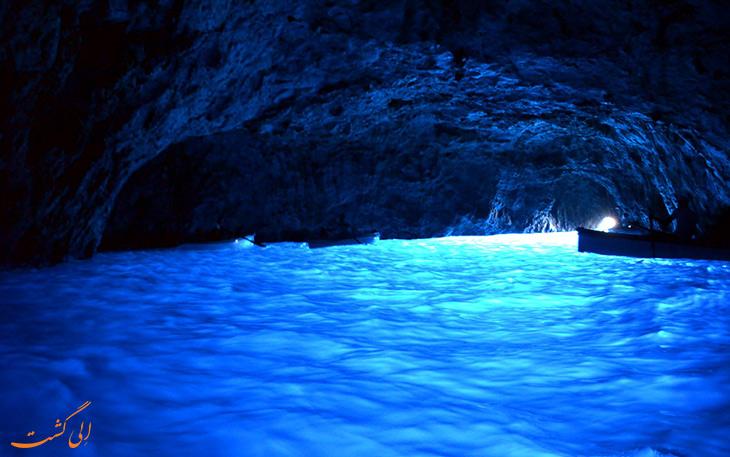 غار بلو گروتو