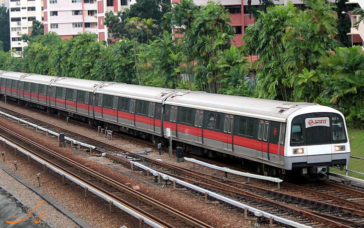سیستم مترو سنگاپور