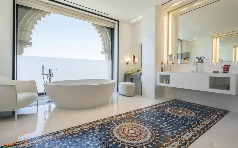 هتل 5 ستاره فور سیزن ریزورت دبی