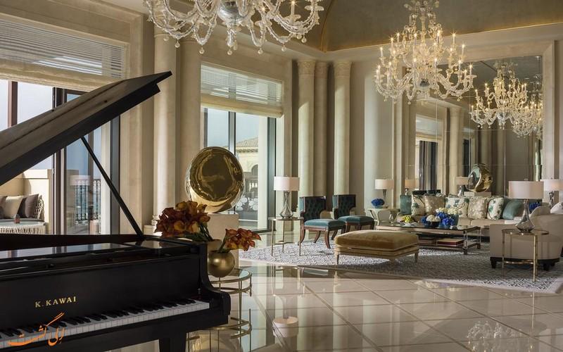 هتل 5 ستاره فور سیزن ریزورت