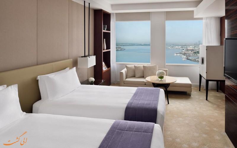 هتل 5 ستاره اینترکانتیننتال در دبی