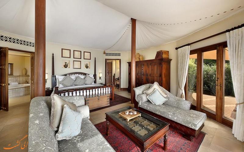هتل المها دیزرت ریزورت در دبی