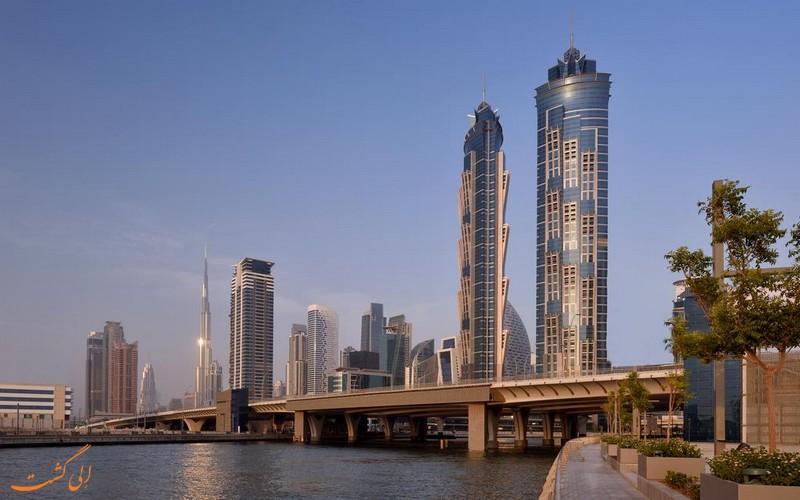 هتل جی دبلیو مریوت دبی