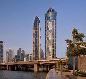 هتل 5 ستاره جی دبلیو مریوت در دبی