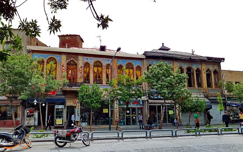 خیابان ناصرخسرو