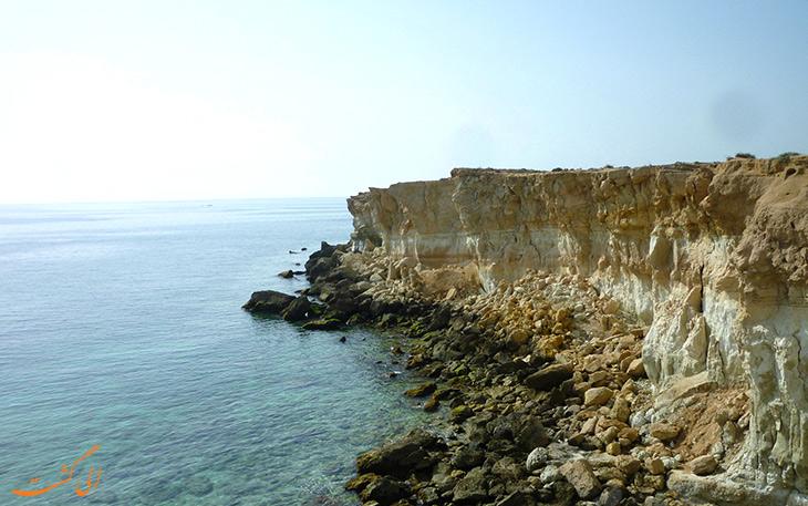 خلیج فارس در جنوب ایران