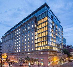 هتل ریتز کارلتون مونترال