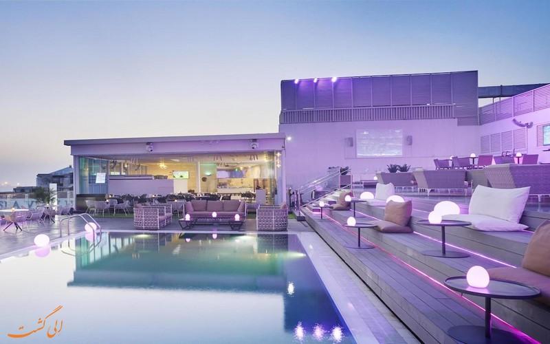 هتل ملیا در دبی