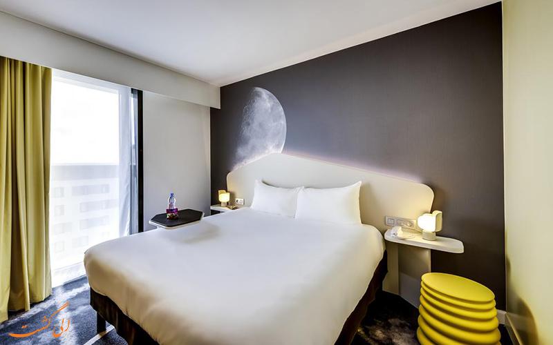 معرفی هتل ایبیس استایلز فرودگاه شارل دوگل پاریس