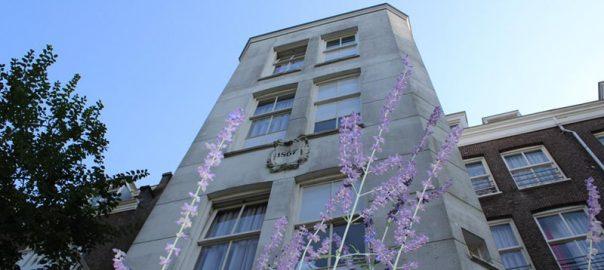 هتل همپشایر این پرینسگرچت آمستردام
