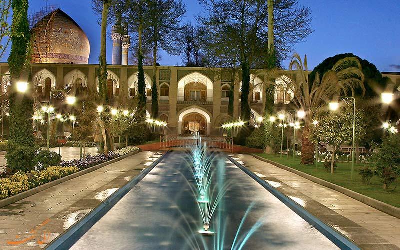 کاروان سراهای اصفهان