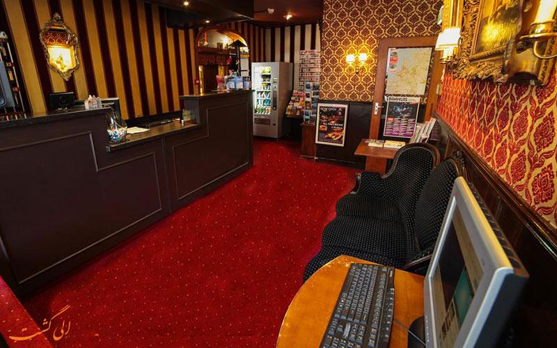 معرفی هتل د پاریس آمستردام | 3 ستاره