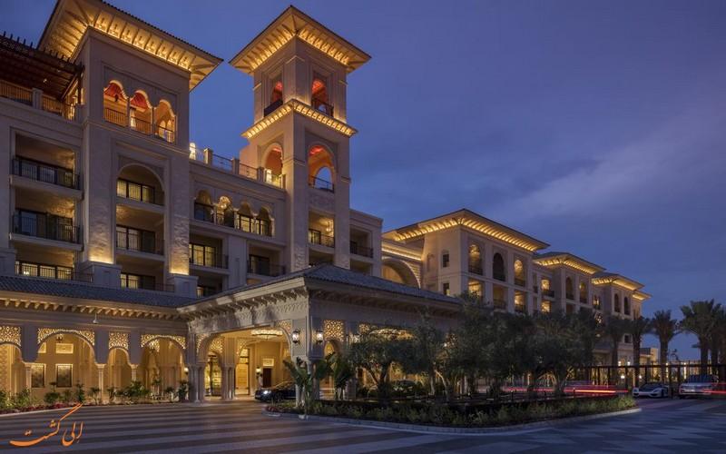 هتل فور سیزن ریزورت دبی