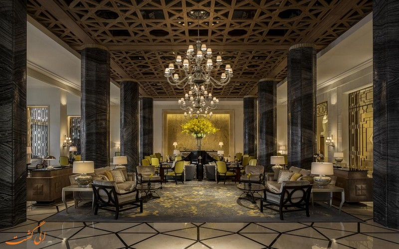 هتل 5 ستاره فور سیزن ریزورت در دبی