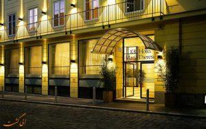 معرفی هتل کی پلاس کی ماریا ترسیا وین