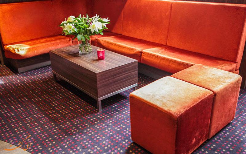 خدمات رفاهی هتل همپشایر این پرینسگرچت آمستردام