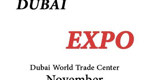 نمایشگاه های ماه نوامبر دبی
