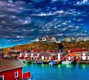 زیباترین مکان های سوئد