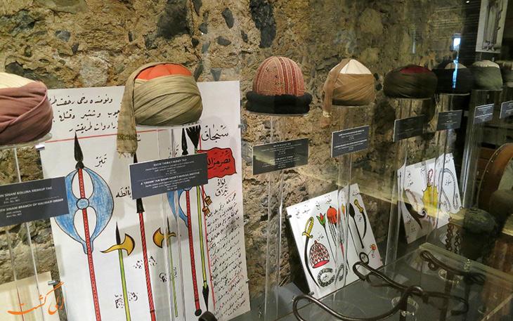 موزه درویش در خیابان استقلال