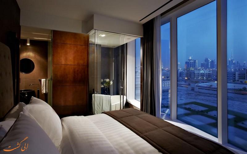 هتل 5 ستاره ملیا در دبی