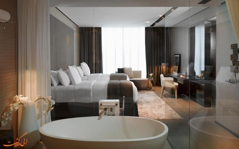 هتل 5 ستاره ملیا دبی