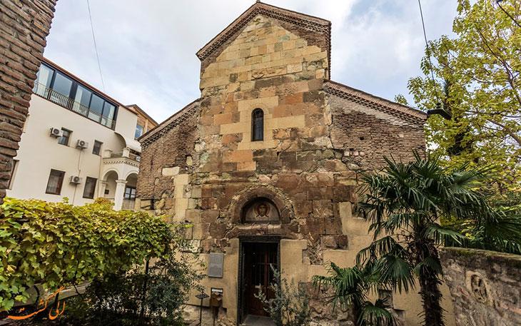 کلیسای آنچیسخاتی تفلیس