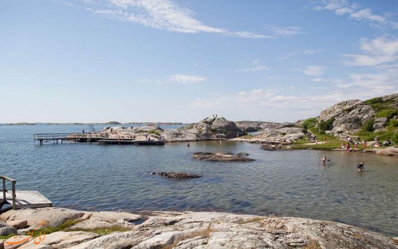 جزیره برانو سوئد