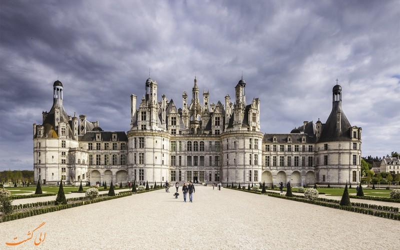 قصر شمبور فرانسه